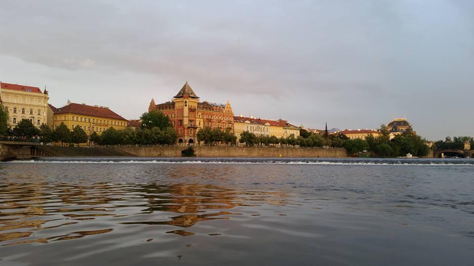 Na řece - Foto: Tereza Černá