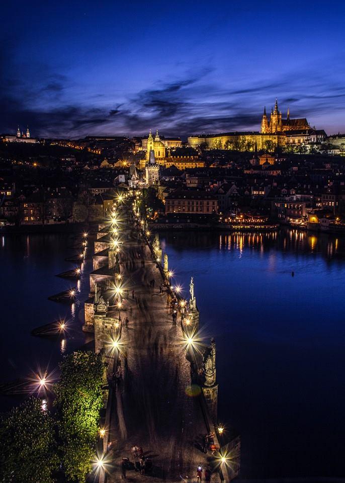 Z mostecké věže - Foto: Ondřej Černín