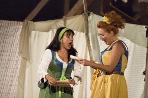 Letní shakespearovské slavnosti - Zdroj: Facebook Letní shakespearovské slavnosti