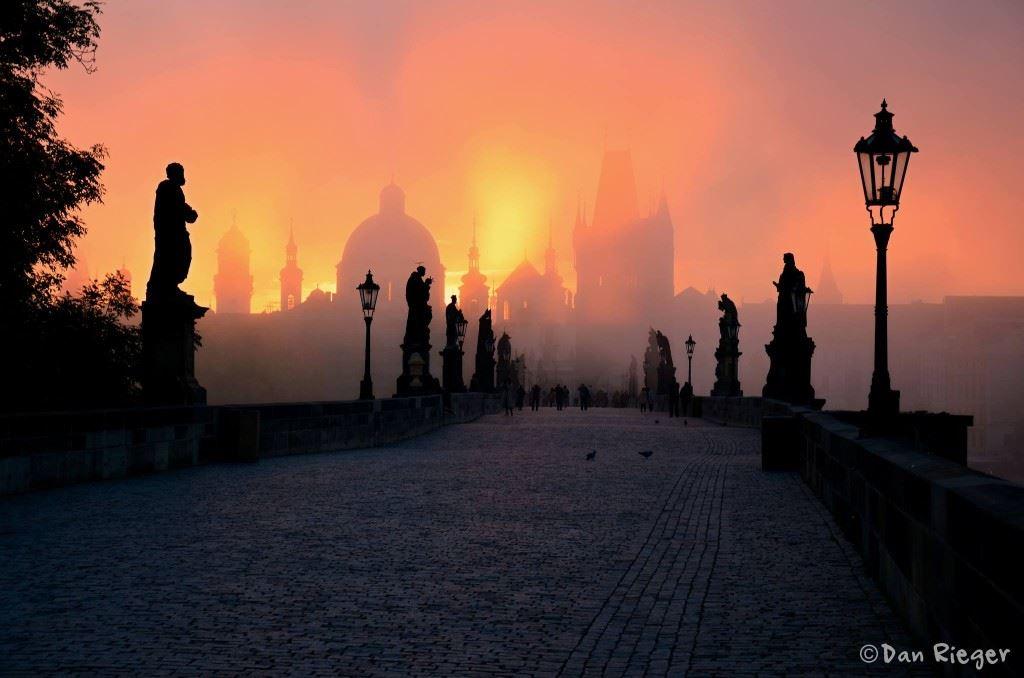 Snová atmosféra - Foto: Dan Rieger