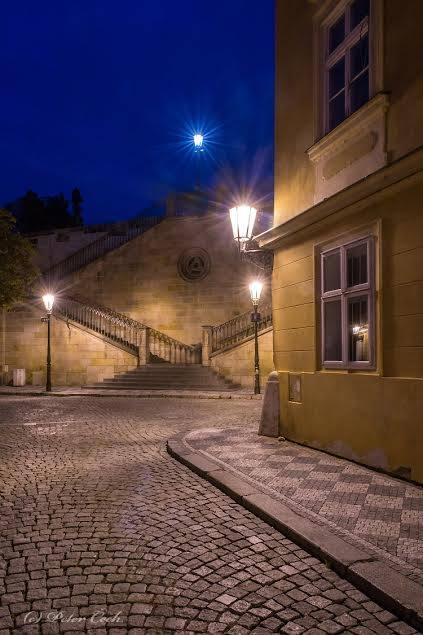 Světla Kampy - Foto: Peter Čech