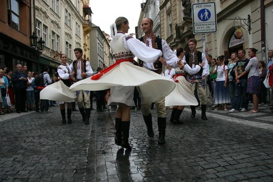Pražské folklorní dny 2016