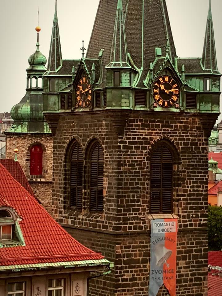 Jindřišská věž - Foto: David Černý