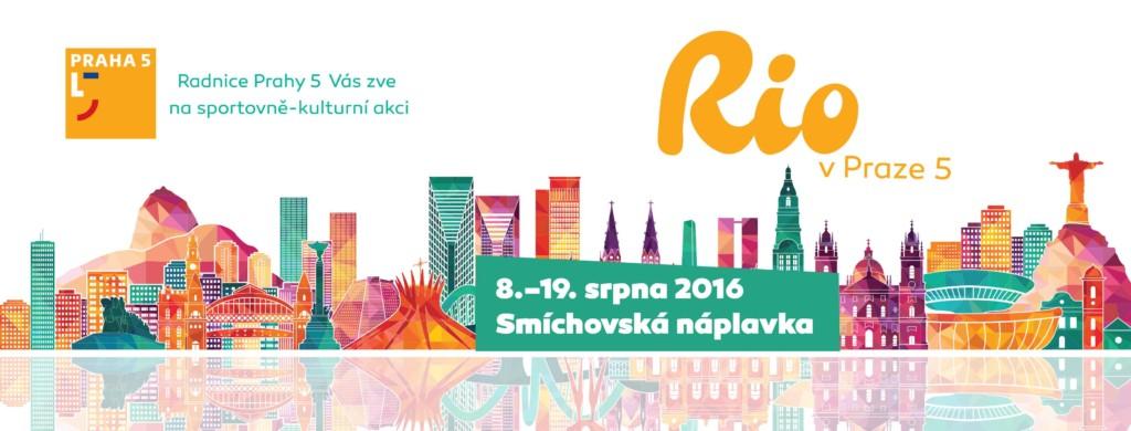Rio v Praze 5