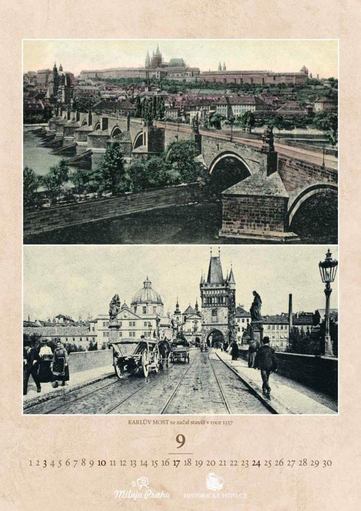 KARLŮV MOST - Foto: Historicke-foto.cz