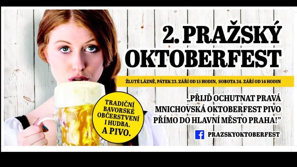 Zdroj: Facebook Pražský Oktoberfest