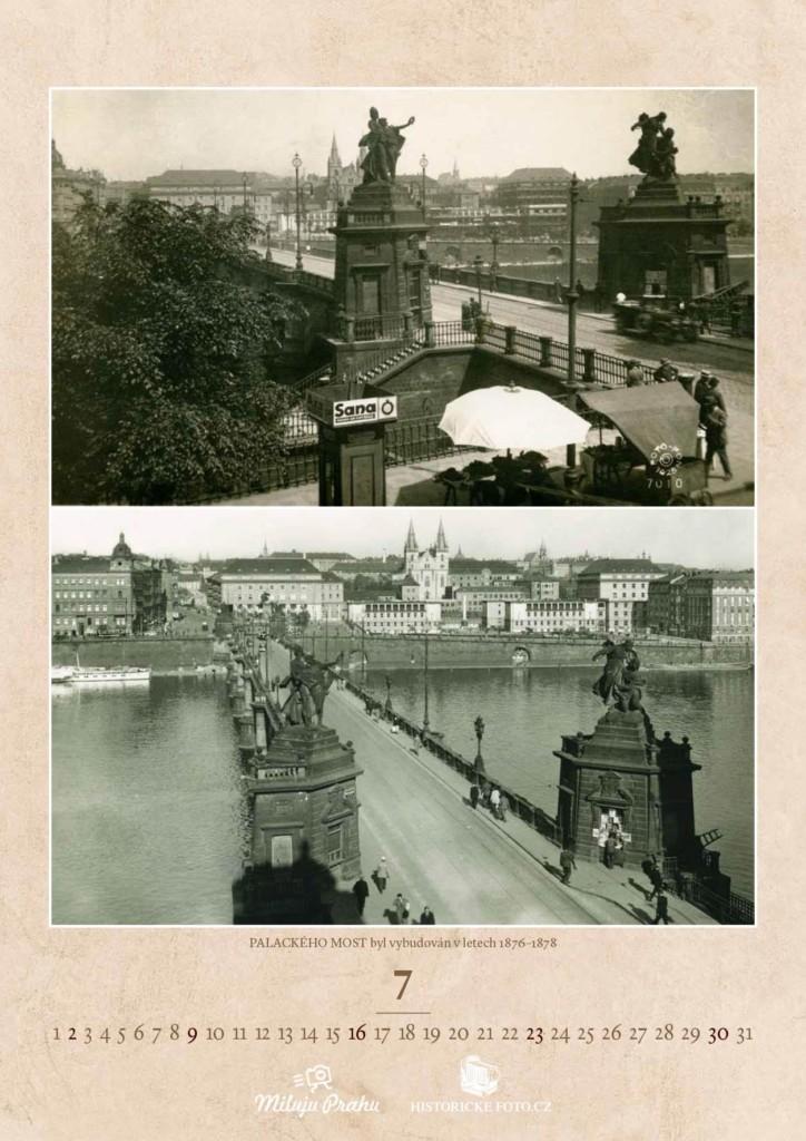 PALACKÉHO MOST- Foto: Historicke-foto.cz