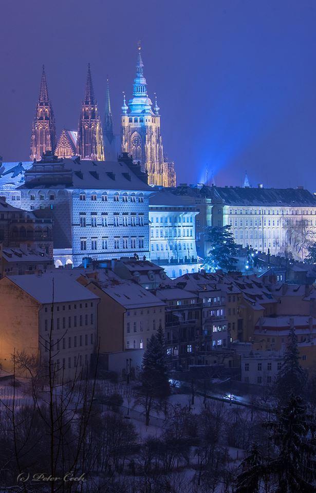 Zimní ochlazení - Foto: Peter Čech