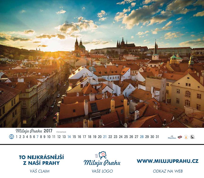 Takto může vypadat kalendář jako firemní dárek - Foto: Tomáš Kumstát