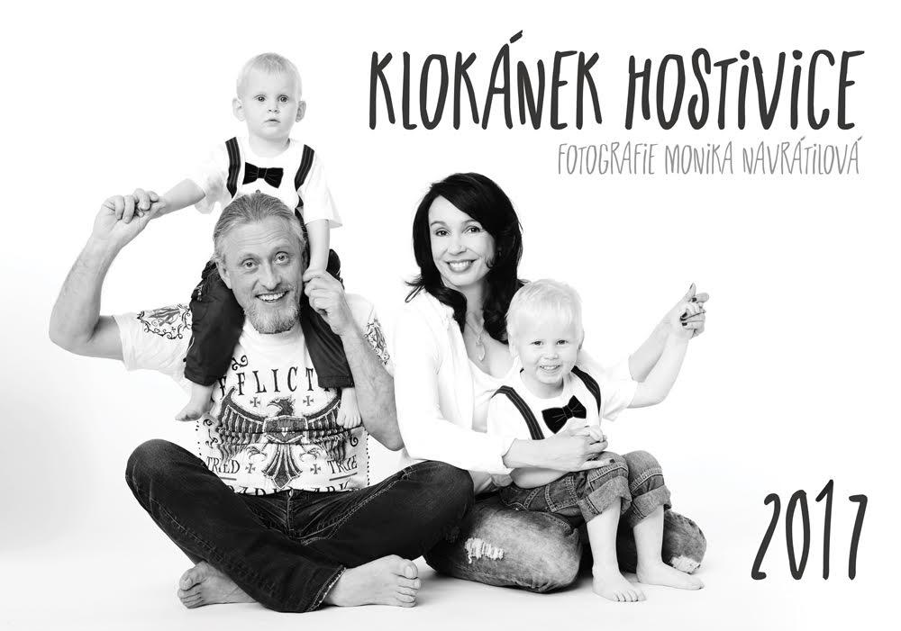 Kalendář Klokánek Hosstivice 2017 - Foto: Monika Navrátilová