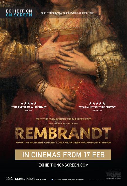 Večer s Rembrandtem v kině MAT