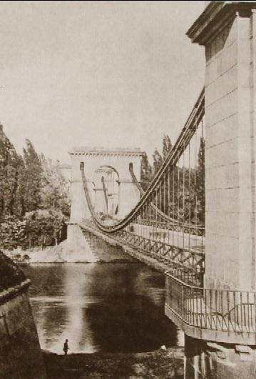 Most císaře Františka I - Foto: František Fridrich