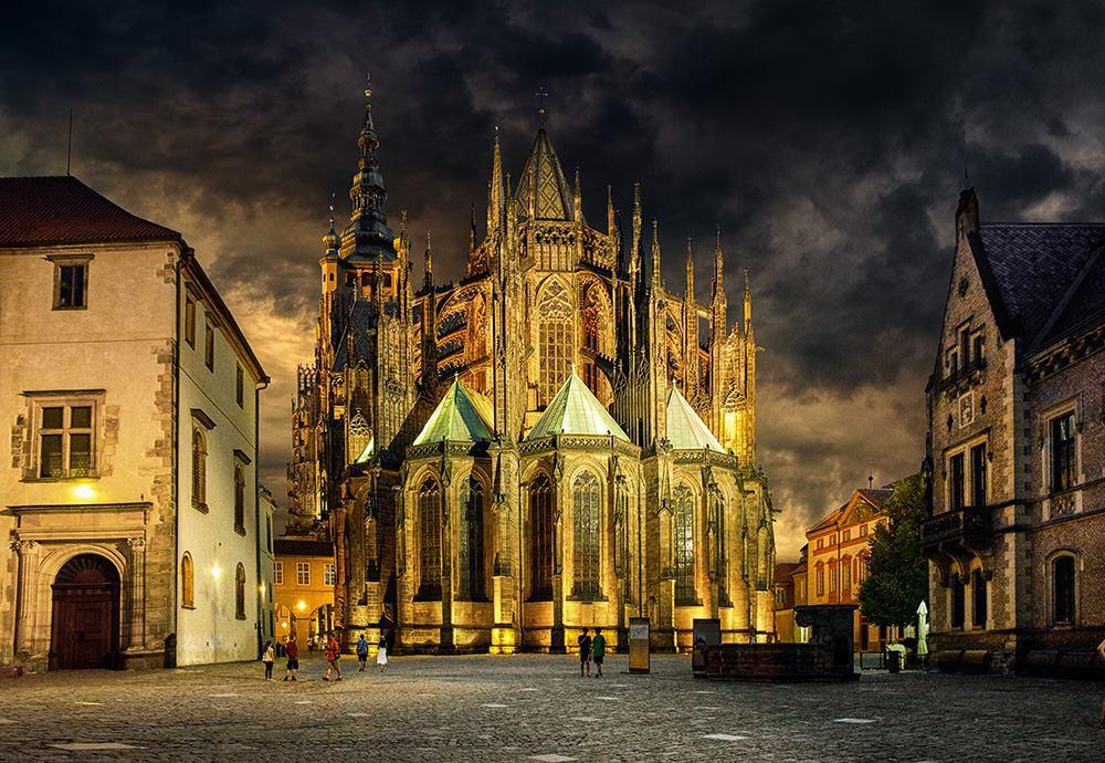 Katedrála - Foto: František Novotný