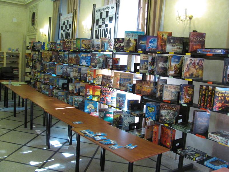 Deskohraní 2016 - mezinárodní festival deskových a karetních her