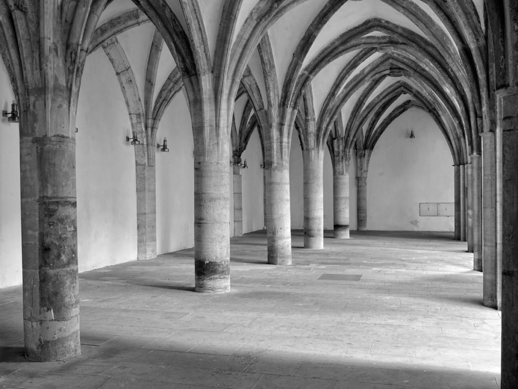 Klášter u svatého Jakuba Většího na Starém Městě - Foto: Jiří Chalupa