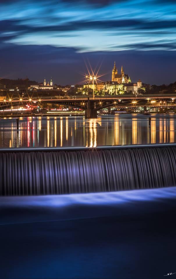 Večer u jezu - Foto: Zdeněk Kaluža