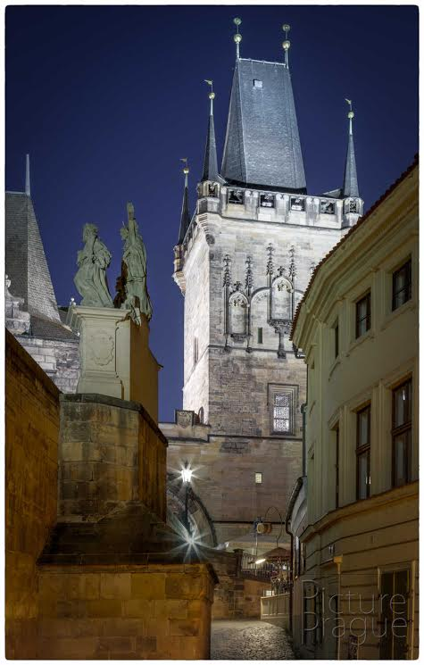 MOSTECKÁ VĚŽ Chce to občas také nějaké ty detailní průhledy. - Foto: Ivan Bárta