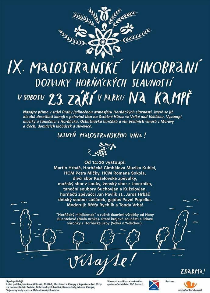 IX. Malostranské vinobraní