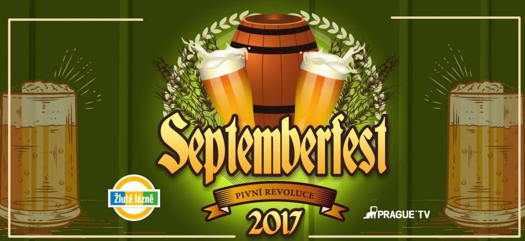 Septemberfest 2017 - Pivní revoluce!